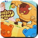 Fun and exciting bison race game