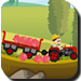 Farm, Tractor, Vegetables, transpoatation games