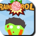 Brains, will, roll, brain game, zombie brain