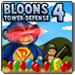Sequel of Popular  Bloons Tower Defense strategy Flash game series.